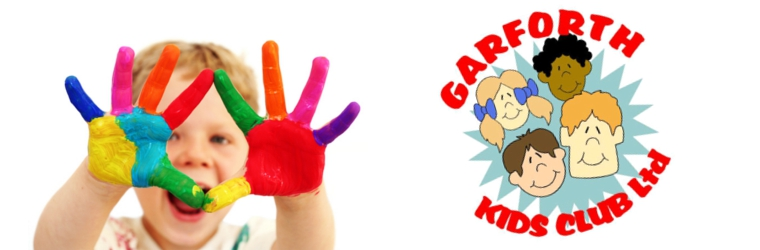 happy child at Garforth Kids Club Ltd